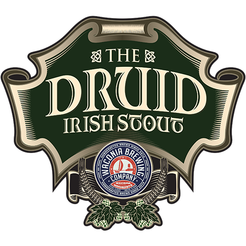 The Druid-Dry Irish Stout